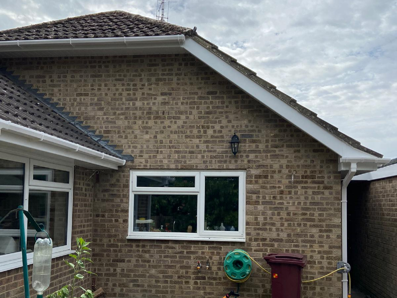 fascias, soffits and guttering in chichester